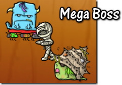 Creeps Mega Boss