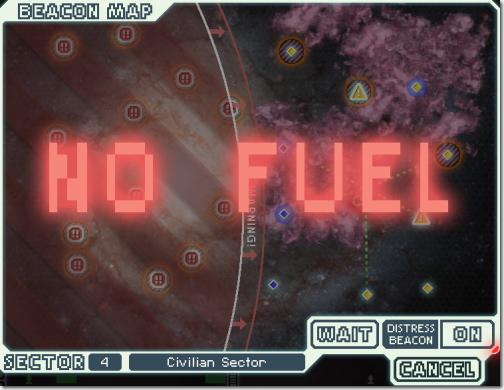 FTL NO FUEL