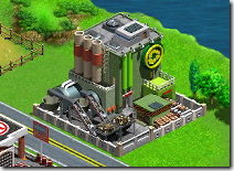 Virtual City リサイクル工場(Recycling Plant)