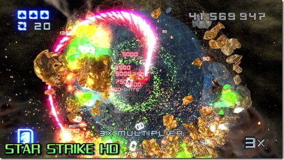 STAR STRIKE HD