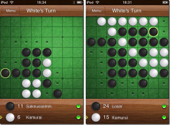 Tournament Reversi