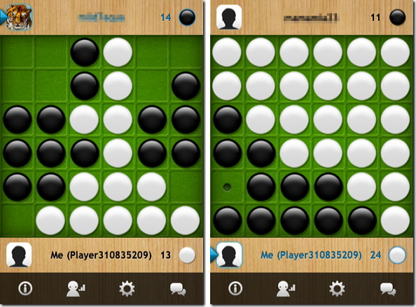 Reversi Online by PlayMesh