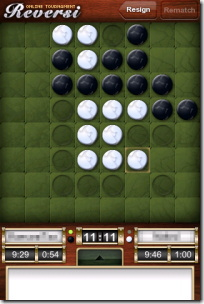 Reversi Online Tournament