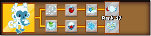 Bloons TD 5 Ice Tower(アイスタワー)